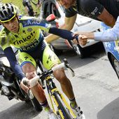 I could have died in Tour - Contador