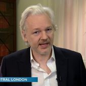 Assange on Peston on Sunday: 'More Clinton leaks to come'