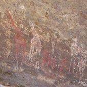 Art rupestre du Hoggar