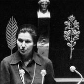 Disparition de Simone Veil