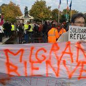 Cognac (16): Bienvenue aux migrantEs!