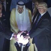 Cette photo de Donald Trump en Arabie Saoudite vaut le détour(nement)
