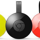 La Google Chromecast Ultra en neuf questions