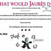 What would Jaurès do ?