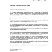 Courrier Senateurs 07 12 15