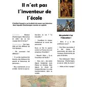 Rencontre exceptionnelle - Charlemagne