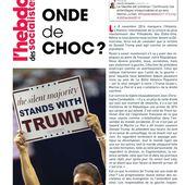 L'Hebdo des socialistes n°841 : Onde de choc ?