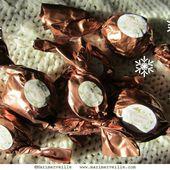 Les Gros bonbons de Noël en tuto - Marimerveille