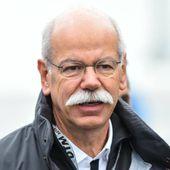 Daimler-Chef Zetsche: Flüchtlingswelle könnte neues Wirtschaftswunder auslösen