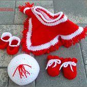Le sac de la poupée Capucine ... - LesBricolesDeVal