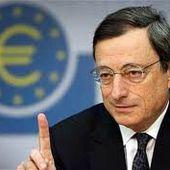 Draghi : 'Trop en savoir sur nos grandes banques pourrait provoquer la panique' - Stratégie du chaos contrôlé