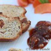 Chutney d'abricot au balsamique - Tout le monde à table !