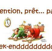 C'est ce week--end.... - Au fil des jours...