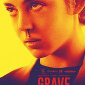 GRAVE (critique) : un premier film choc à dévorer tout crocs dehors - Baz'art : Des films, des livres...