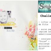 Tournoi 2017 : Challenge 2 - Scrapboo'Kit - Ma box créative