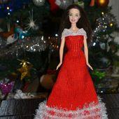 Barbie est prête - Avec un peu de laine...