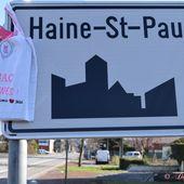 13366 km , direction Haine St Paul chez Douby ! - Coeur de Bébé