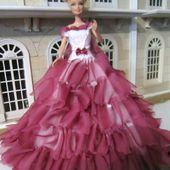 Robe de Princesse - Mes rêves en miniature