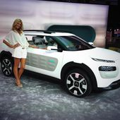 Frankfurt 65th International Motor Show - 2013 | Forum - French Cars In America
