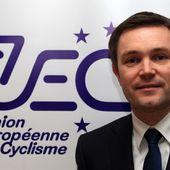 David Lappartient candidat à l'UCI