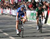 Anthony Roux et la FDJ respirent
