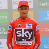 Chris Froome plie mais ne rompt pas