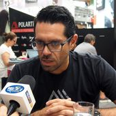 Interview de Fran Contador