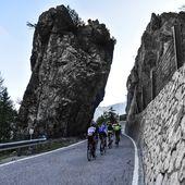 En route pour les Dolomites