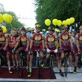 Le Team Probikeshop Saint-Etienne fait le point