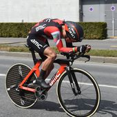 Porte et Roglic en mode avion