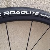 Test des pneus IRC Roadlite
