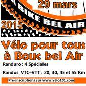 Bike Bel Air - Accueil