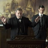 William Shatner travels back in time as American legend Mark Twain in CBC's Murdoch Mysteries... -- TORONTO, Oct. 7, 2015