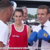 La communication d'Emmanuel Macron inspirée du style Obama