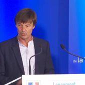 Nicolas Hulot annonce la fin des ventes de voiture à essence ou diesel d'ici 2040
