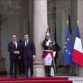 Pompeuse, monarchique, amicale... La cérémonie d'investiture notée par les Marseillais