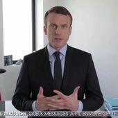 Emmanuel Macron : quels messages a-t-il envoyé cette semaine ?