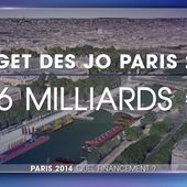 JO PARIS 2024 : quels financements ?