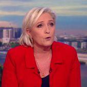 Marine Le Pen candidate aux élections législatives à Hénin-Beaumont