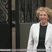 Le périlleux dossier de la réforme du Code du travail sur le bureau de Muriel Pénicaud