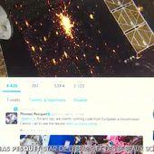 Réseaux sociaux : Thomas Pesquet, une star en orbite