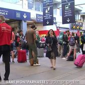 SNCF : la gare Montparnasse sera fermée entre 22h et 6h