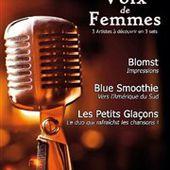 Voix de Femmes - Comédie Nation | BilletReduc.com