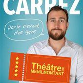Aymeric Carrez dans Aymeric Carrez parle devant des gens