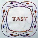 TAST Stitch 57 - Pintangle