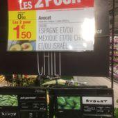 A vos étiquettes ! Tout savoir sur l'étiquetage des produits des colonies israéliennes et agir en France