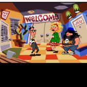Maniac Mansion: Day of the Tentacle - Floppy Disk Edition