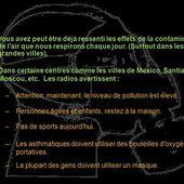 """Présentation """"ENVIRONNEMENT ET MIGRATIONS DANS LE MONDE Groupe Justice et Environnement Intervention de Colette Lespinasse Soeur de Sainte Croix, 19 Fevrier 2012."""""""