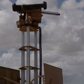 Remote-Controlled Turrets To Defend Army Bases