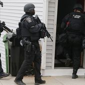 Shelter-in-Place Warnings for Boston Spread Through Social Media